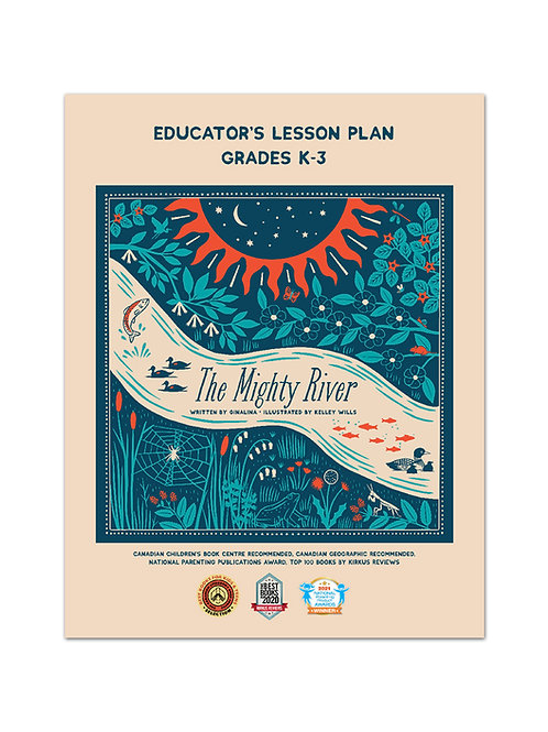 The Mighty River - Lesson Plan