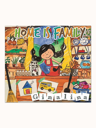Home Is Family – Digital Album