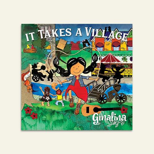 It Takes A Village CD