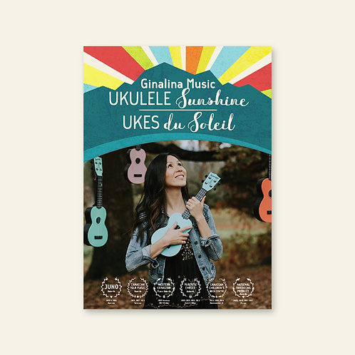 Ukulele Sunshine Booklet (digital)