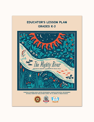 The Mighty River Lesson Plan