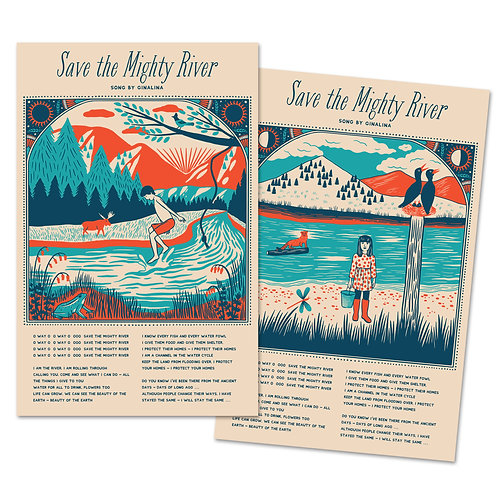 """Save the Mighty River 