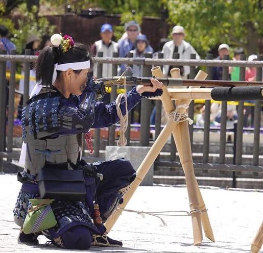The Matsumoto Flower Festival