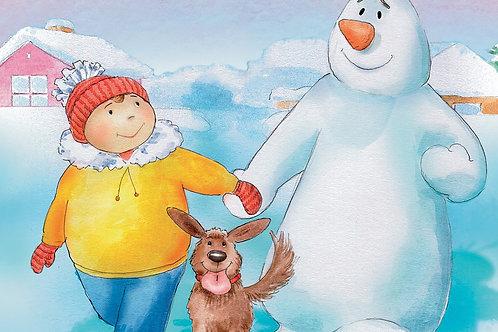 My Snowman Paul