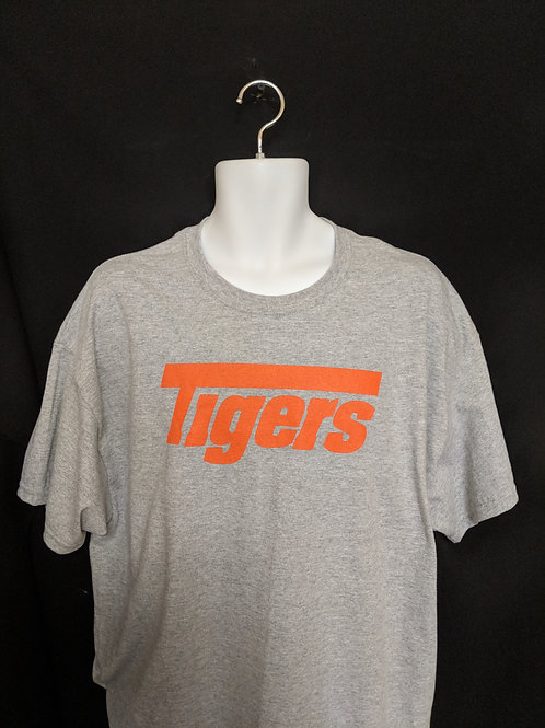 Old School Tiger Logo