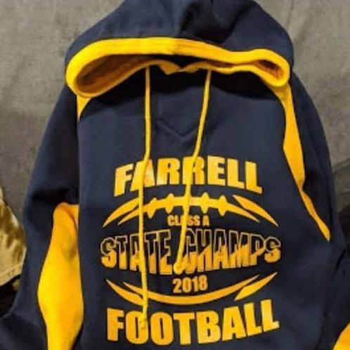 Farrell Custom Hoddie