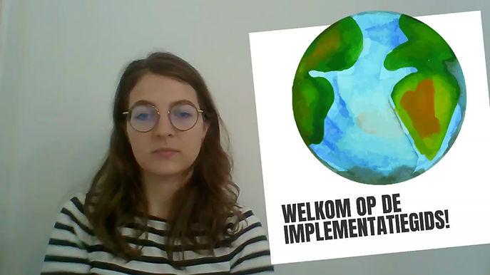 Welkom op de implementatiegids van het cahier W.O. - FOPEM