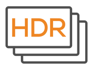Icon for HDR photos