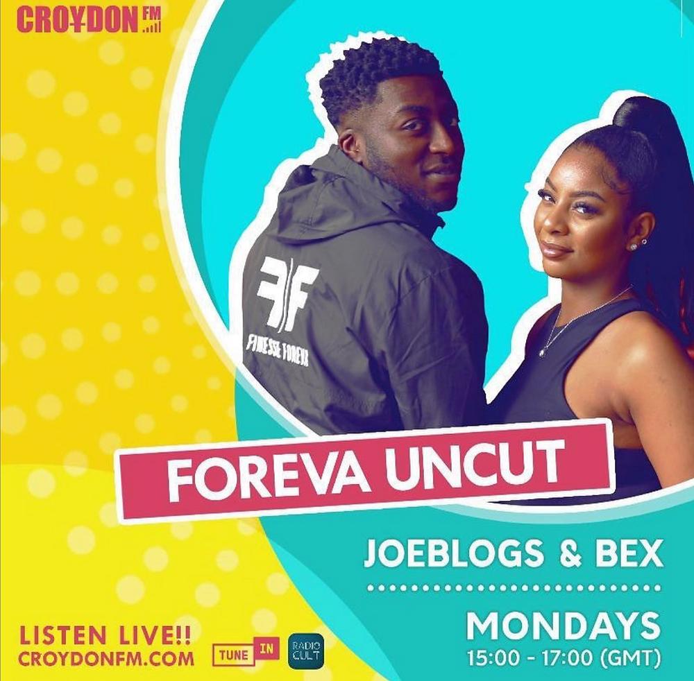 Finesse Foreva Foreva Uncut Radio Show Croydon FM