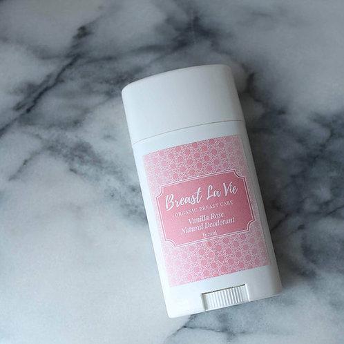 Vanilla Rose Deodorant