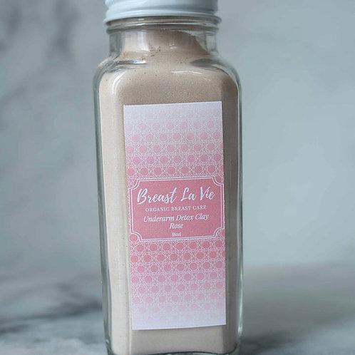 Rose Detox Clay