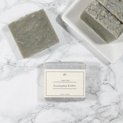 Eucalyptus & Mint Soap