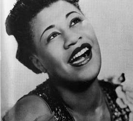 Reflections on Ella Fitzgerald