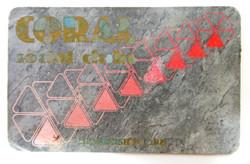 Coral Social Club card
