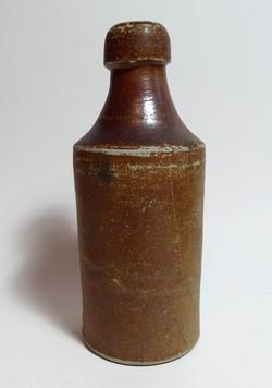 Victorian ginger beer bottle