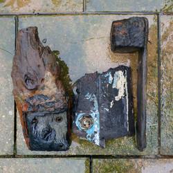 Wood and locks
