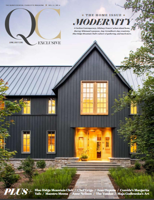 Magnolia Emporium highlighted in QC Exclusive for Home & Design Buy Guide
