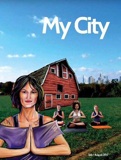 Magnolia Emporium featured in My City Magazine