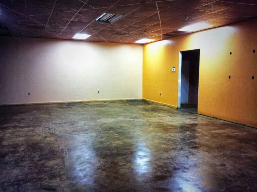 Floors Sealed