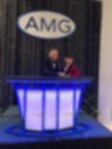 David L Cook with American Idol Almuni J
