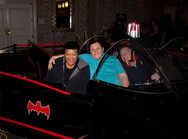 David L Cook Burt Ward and Chubby Checke