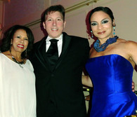 David L Cook with Candi Staton and Jasmi