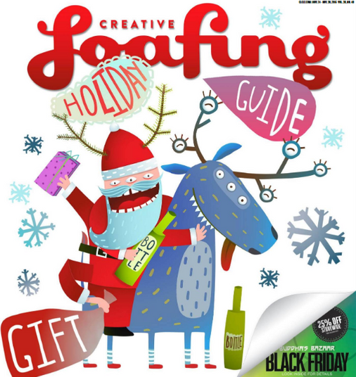 Magnolia Emporium highlighted in holiday shopping guide for Creative Loafing