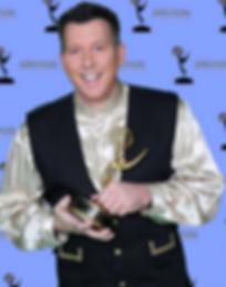 David L Cook wins an Emmy Award