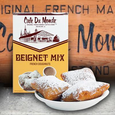 Cafe du Monde available at Magnolia Emporium