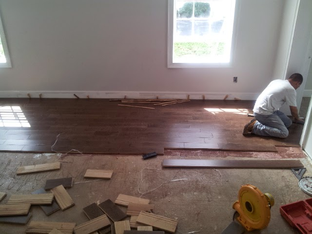 Bedroom Floors