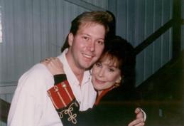 David L Cook and Loretta Lynn