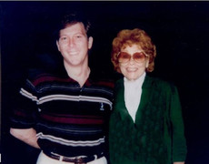 David L Cook and Lucille Ball