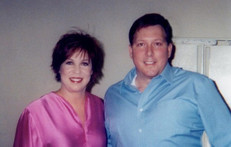 David L Cook and Vicki Lawrence