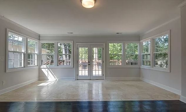 Remodeled Enclosed Patio