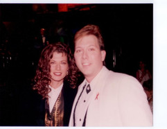 David L Cook and Amy Grant