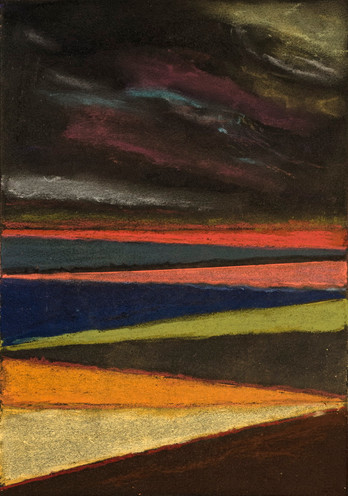 Rosemary Curtin Storm over the Plains 9