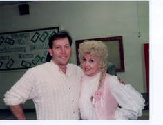 David L Cook and Donna Douglas