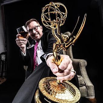 Emmy winning singer/song writer David L Cook shops at Magnolia Emporium