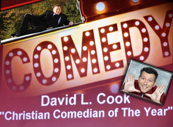 David L Cook Christian Comedian of The Year