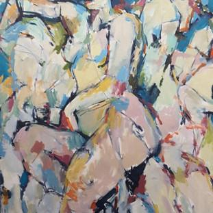 Jim McKay, figure abstracted