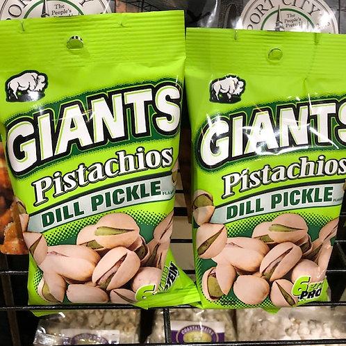 Dill Pickle Giant Pistachios