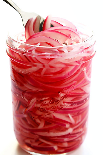 Pickled Red Onions  8oz