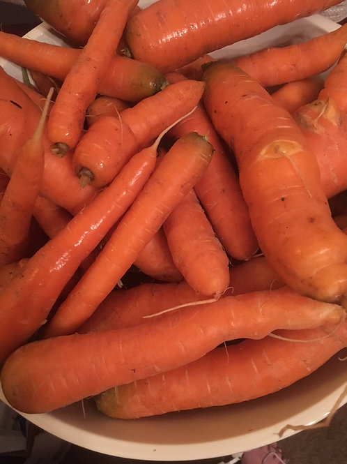Pickled Carrots 8oz