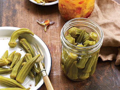 Pickled Okra  16oz