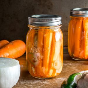 Pickled Carrots 16oz