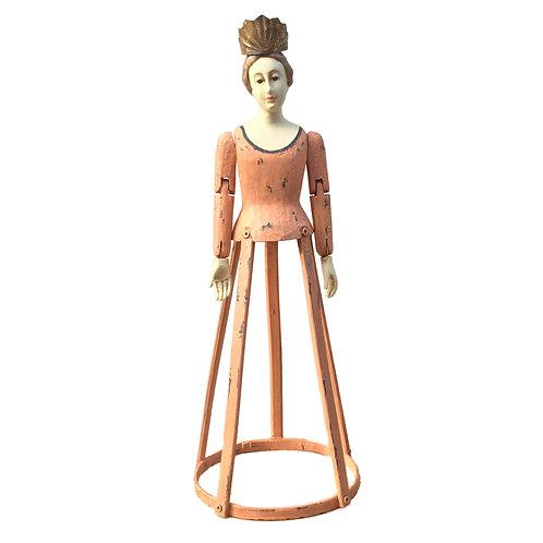 Santos Cage Doll Saint Theresa