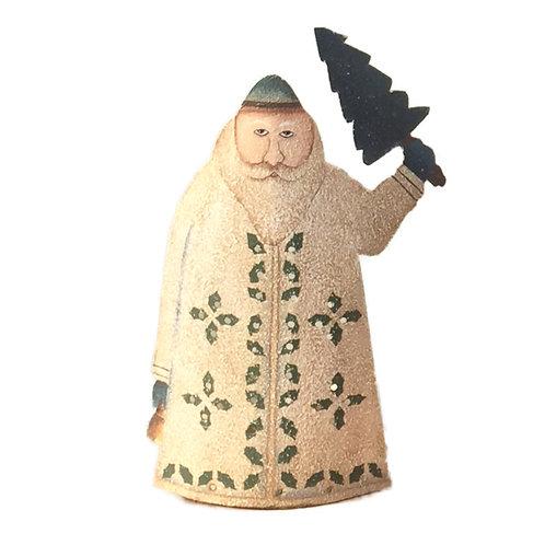 Santa Claus Tea Light Holder