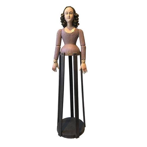 Santos Cage Doll Saint Helen in Mink