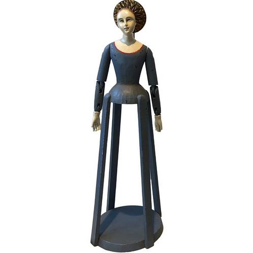 Santos Cage Doll Saint Cara