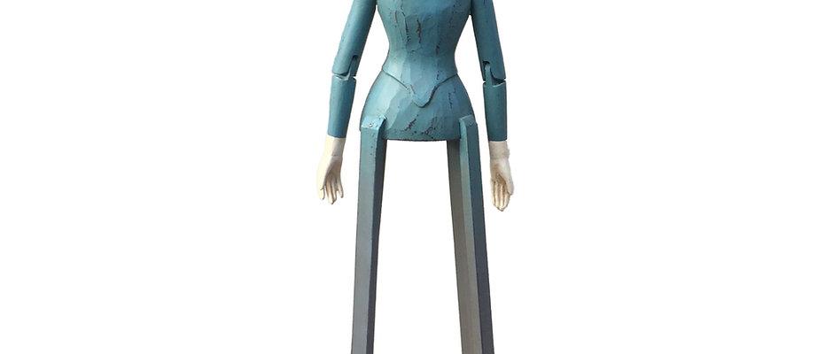 Saint Ada Santos Cage Doll